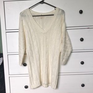 Light Cable Knit Aerie Sweater